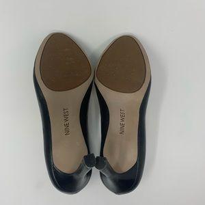 Nine West Shoes - Nine West Drusilla Leather Pumps High Heels